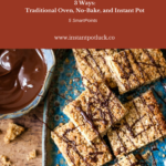british flapjacks (oat and honey bars)