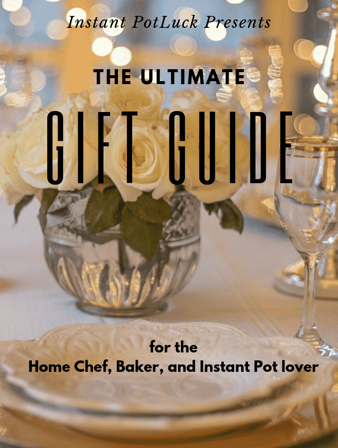 The Ultimate Gift Guide for Home Chefs and Instant Pot Lovers